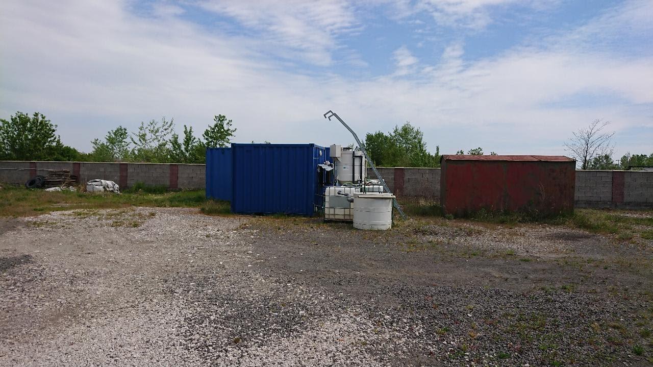 Technológia bola testovaná v pilotných podmienkach na lokalite v spolupráci so spoločnosťou ENVIRONCENTRUM, s.r.o.