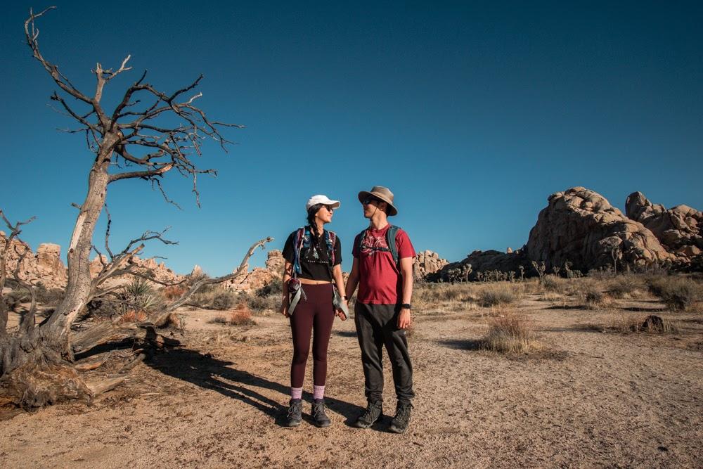 Together in desert
