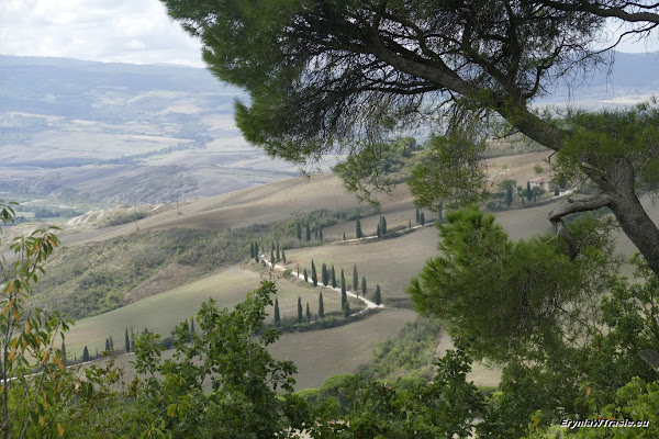 patrz: Val D'Orcia iPienza