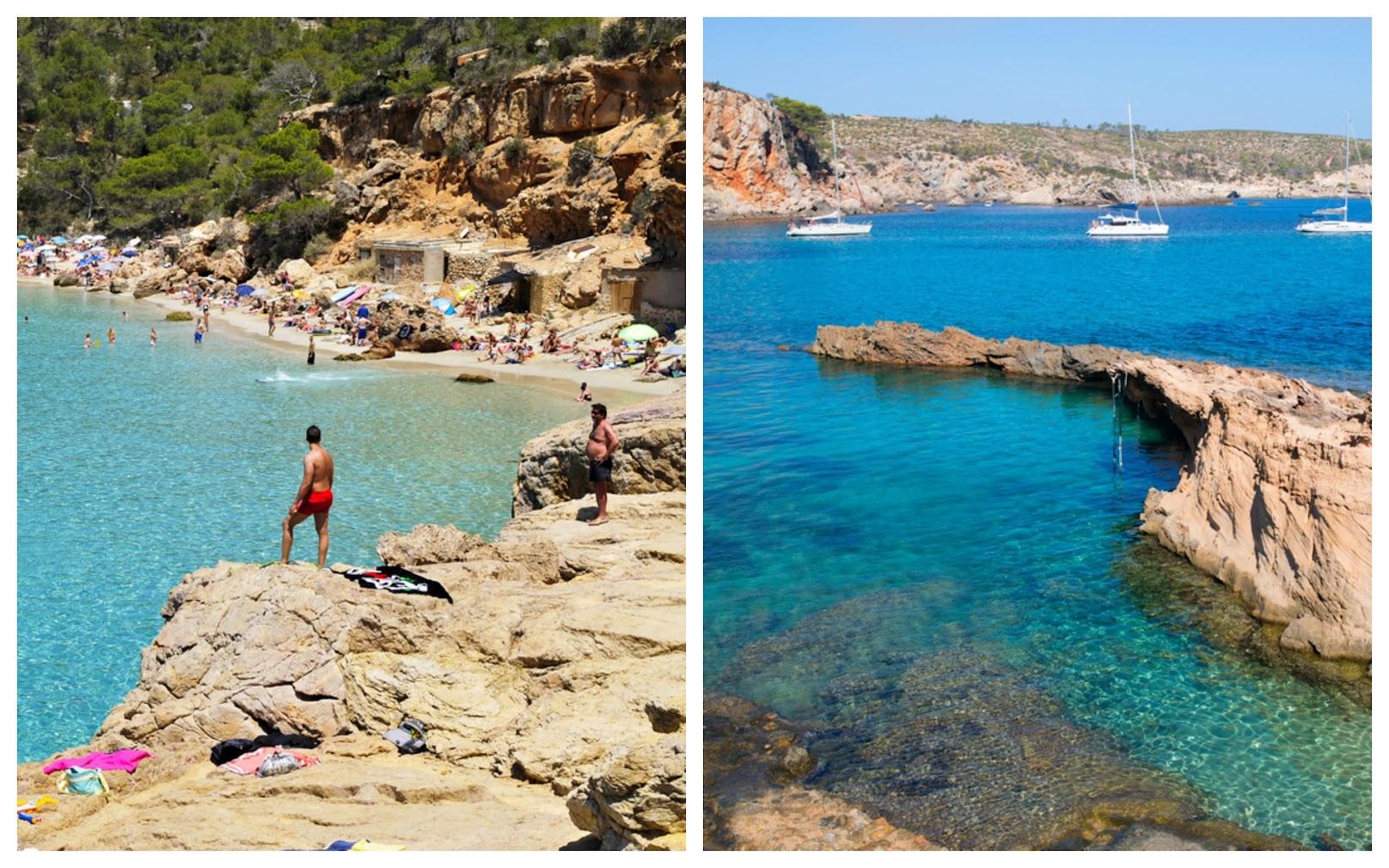 mejores playas de Ibiza y calas bonitas de Ibiza