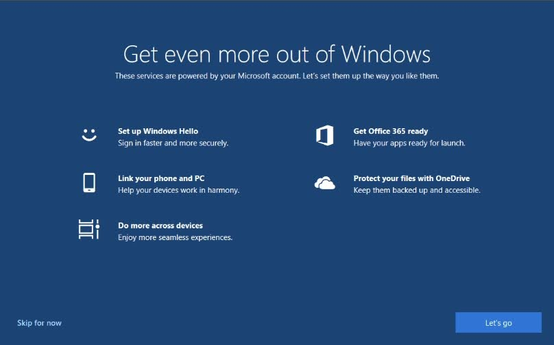 "How to Disable Windows 10 ""Get Even More Out of Windows"" Notification"