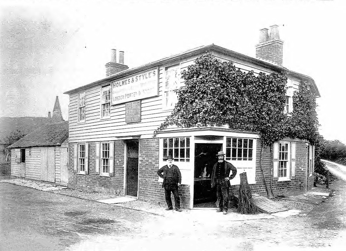 Tenterden Archive - Some Inns and Ale Houses of Tenterden