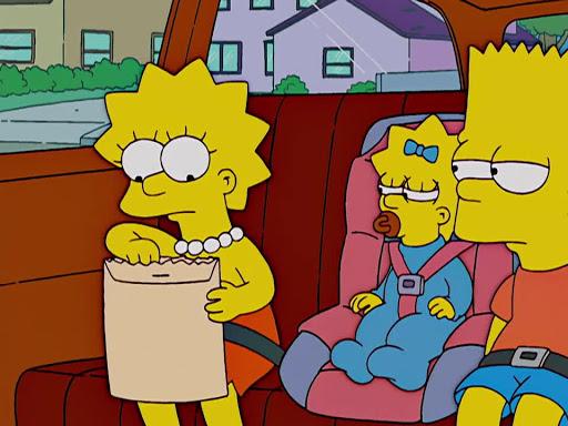 Los Simpsons 16x13 La Casa Rodante de Homero