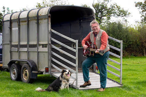 Singing farmer's trailer tune is a hit