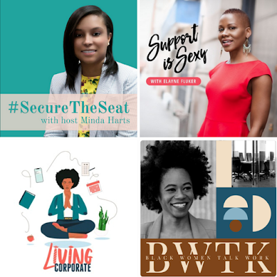 Podcasts To Help Black & Brown Professionals Navigate Their Careers
