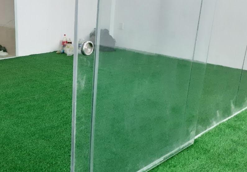 Dự án Thảm cỏ nhựa nhìn thấy rất nhiều hiện nay