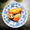 chicken, chinese, deep fried, egg rolls, pork, recipe, Spring Rolls, traditional, 春捲, 炸春捲