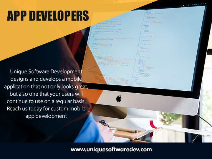 App Developers Dallas Texas
