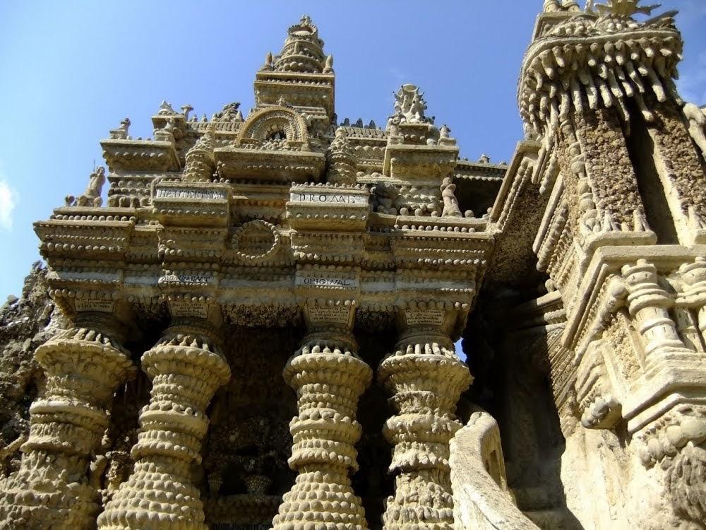 Palais Idéal, o castelo dos sonhos de um carteiro