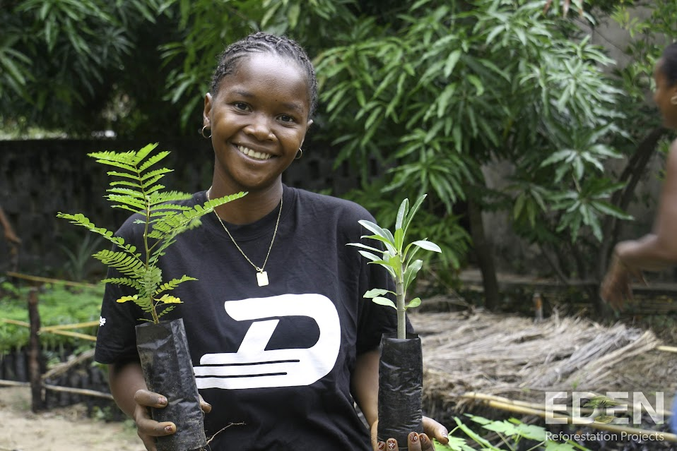 Eden Reforestation Projects Marketing Picture