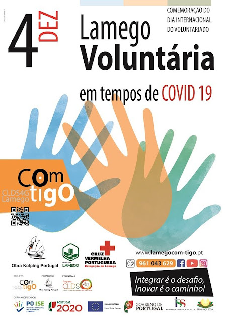 Lamego comemora Dia Internacional do Voluntariado