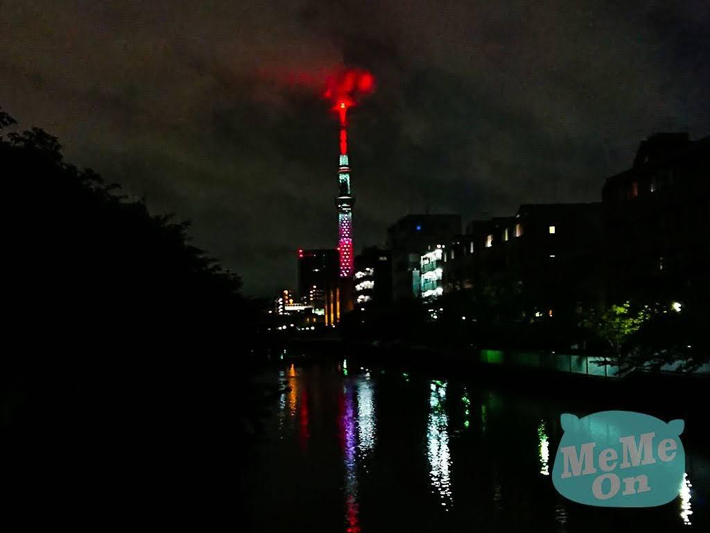 東京天空樹被「火炎」包圍啦!《 鬼滅之刃  》嘴平伊之助聲優:「可能這裡就是我聲優人生的終點也不一定」