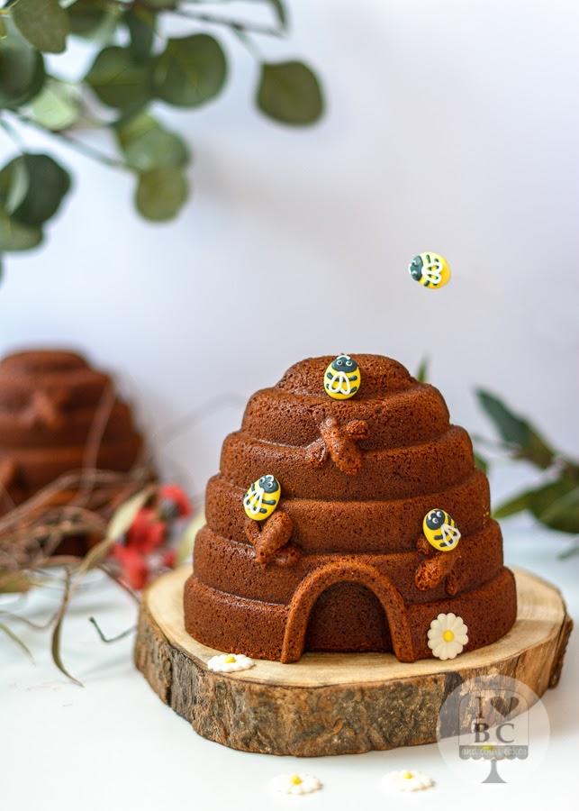 Bizcocho de miel