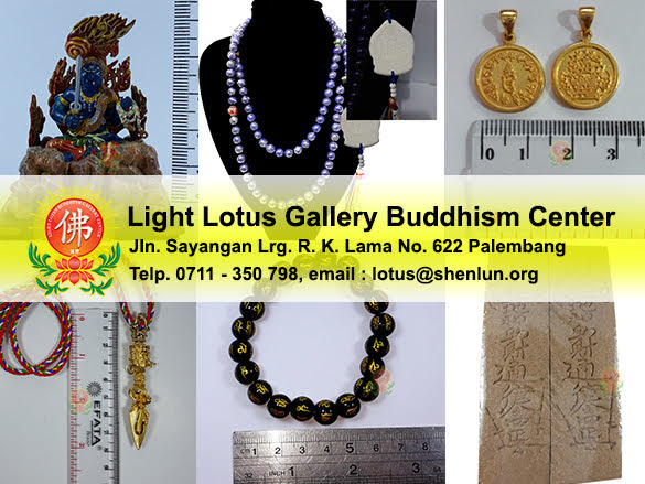 Light Lotus Buddhism Gallery Center