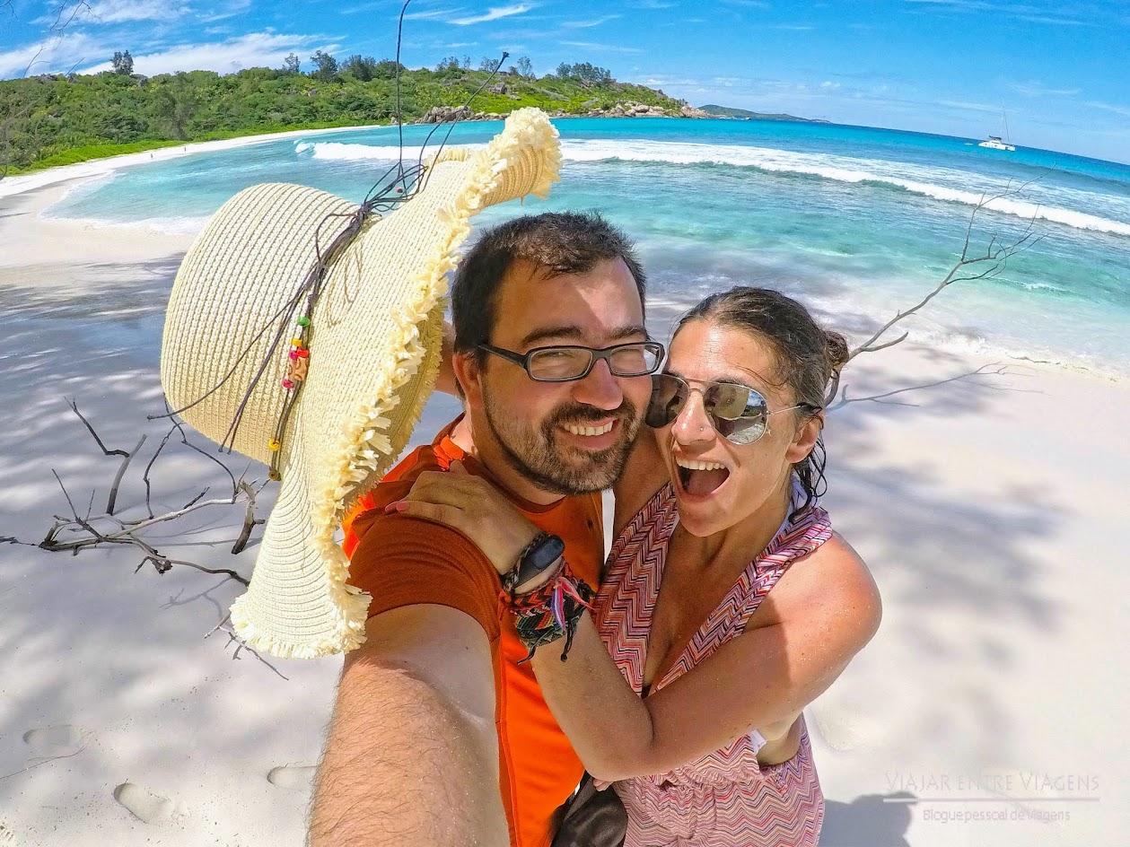 Nós - Quem são os autores do blog Viajar entre Viagens