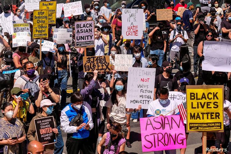 Lá cờ vàng ở đâu trong các cuộc biểu tình chống phân biệt chủng tộc?