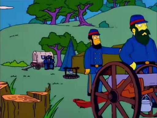 Los Simpsons 6x21 Lucha educativa