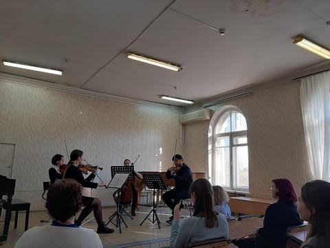 Пост-релиз конференции и концерта, посвященных творчеству скрипача и композитора Ф.Крейслера