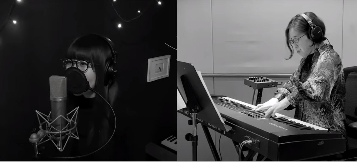 Aimer 與 梶浦由記 共演影像公開!「希望大家的每一天,能有更多的光亮」