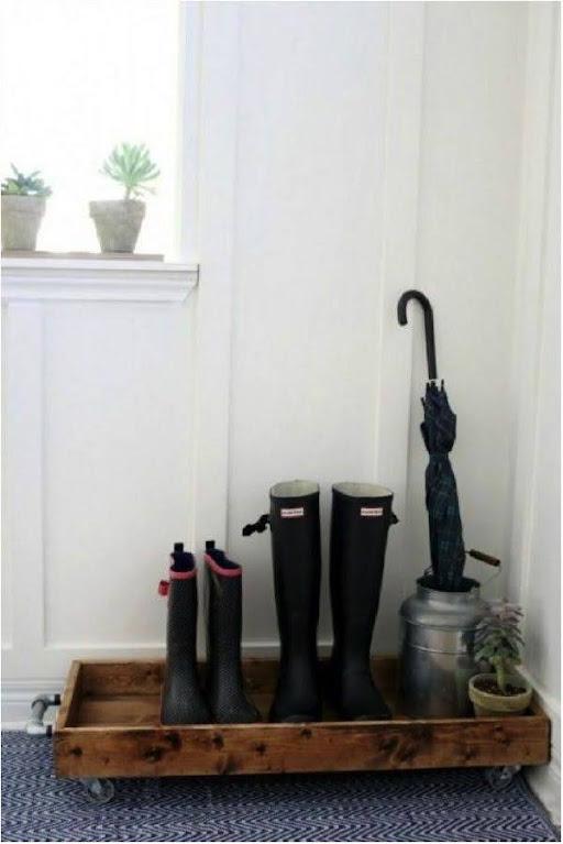 kệ giày đơn giản