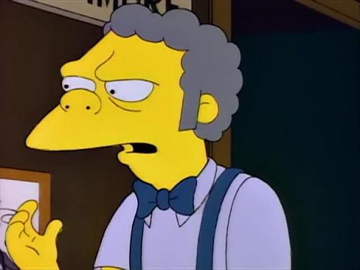 Los Simpsons 6x11 Miedo a volar
