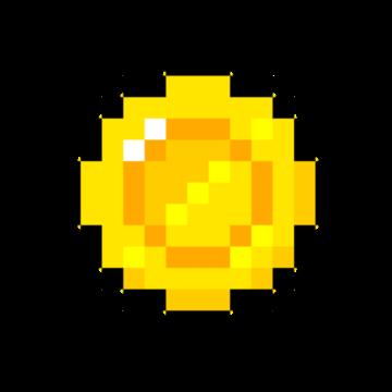 【教學 Ep 01】像素圖(pixel art) – 金幣 Coins