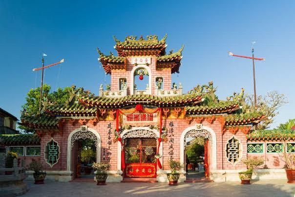 Fujian Hall Assembly Hall