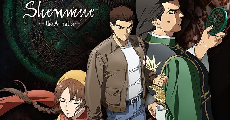 Shenmue Animation ออกฉายในช่อง การ์ตูนเน็ตเวิร์ค