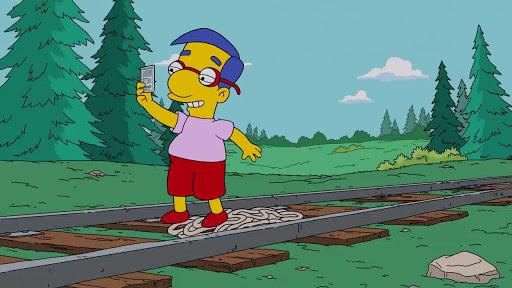 Los Simpsons 30x03 Mi Camino o el Camino al Cielo