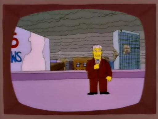 Los Simpsons 7x06 Especial de noche de brujas VI