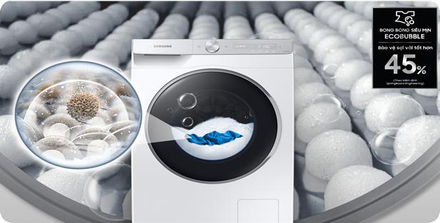 Lý do để bạn chọn mua máy giặt của Samsung Công nghệ AI Dispense