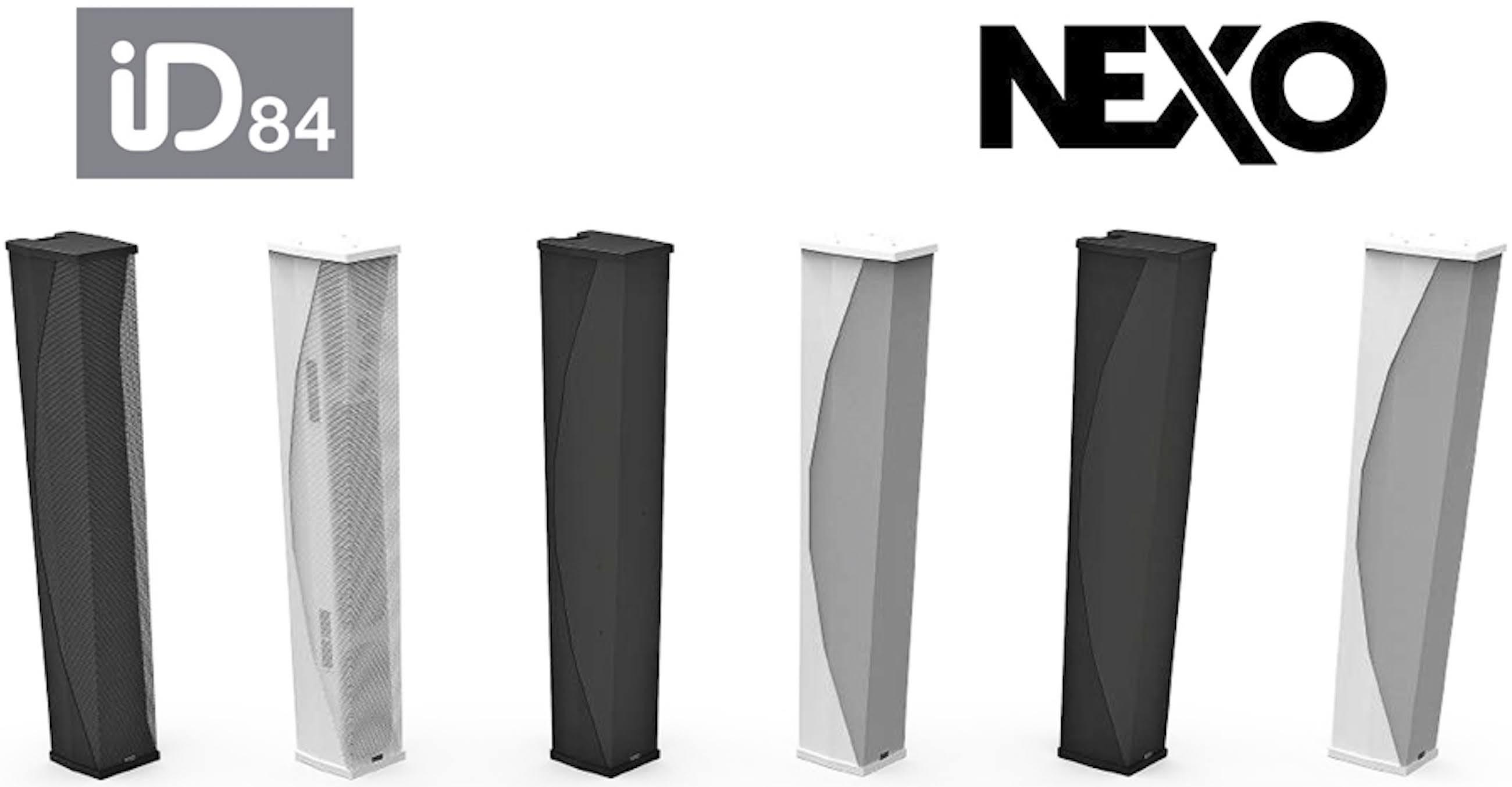 Yamaha Pro Audio NEXO ID84 v6 Column Speaker