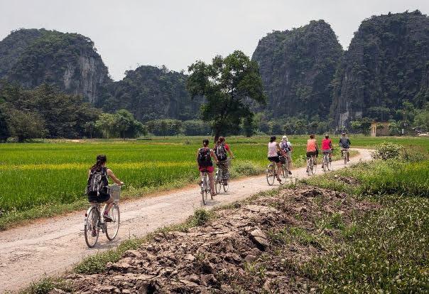 Ninh Binh by Bike