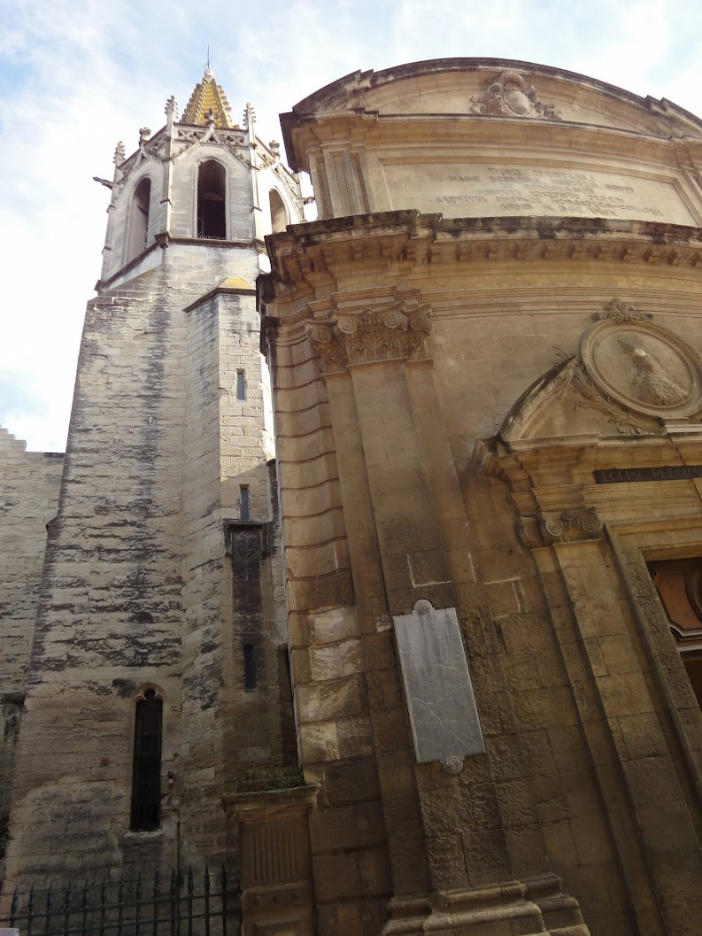 Temple Saint-Martial à Avignon