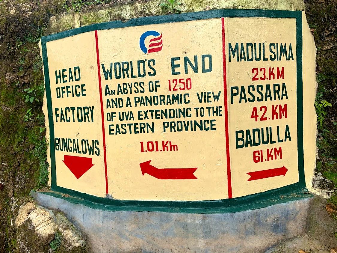 Madulsima Mini World's End