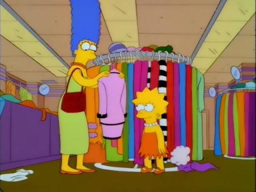 Los Simpsons 7x14 Lucha de Clases en Springfield