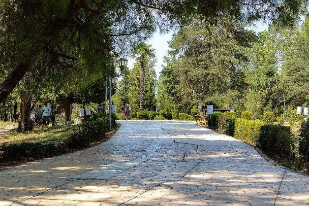 Grand Park of Tirana