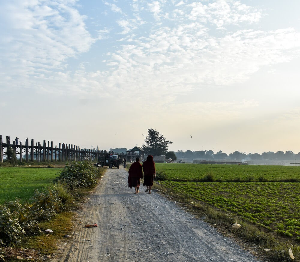 monks near burma bridge u bein.jpg