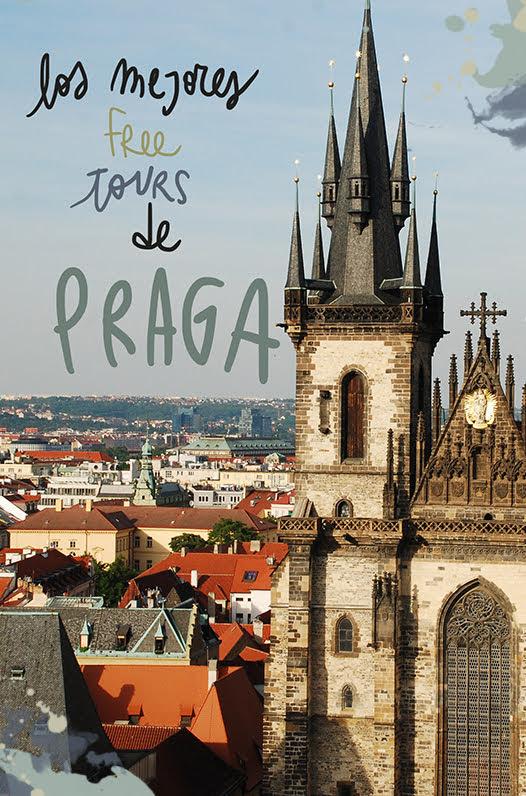free tours de Praga en español
