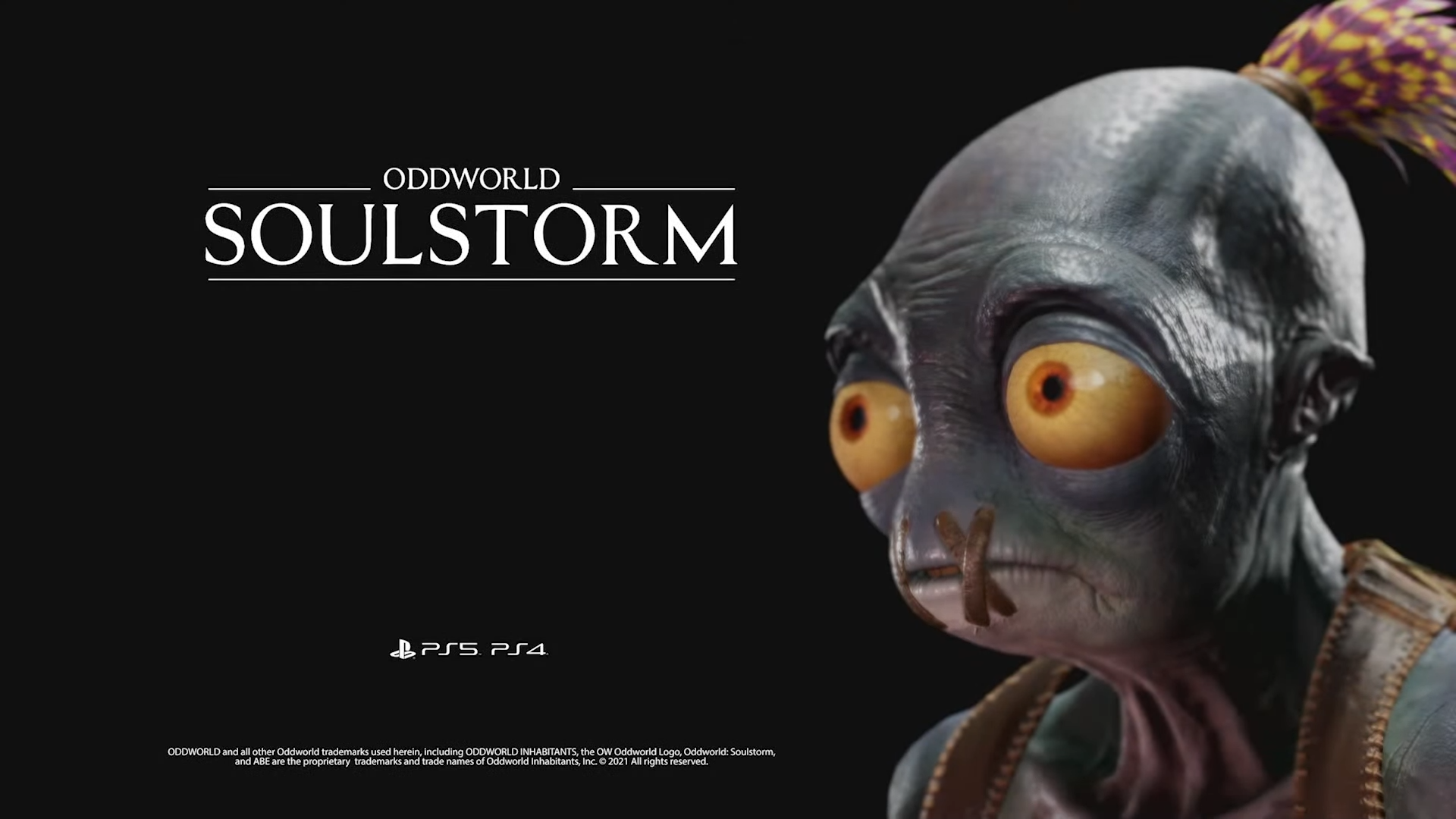 Our First Real Look at Oddworld Soulstorm and a Release Date