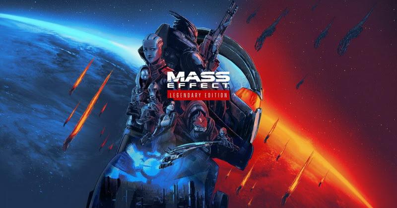 Mass Effect: Legendary   ปลุกผี Mass Effect แถมเตรียมออกภาคใหม่
