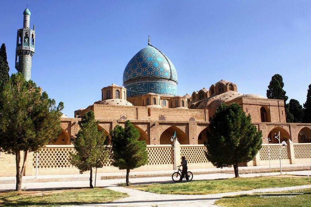 Viajar no Irão