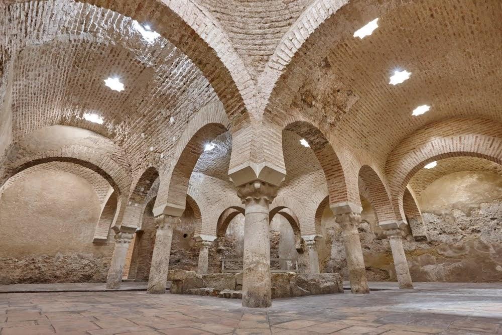Baños árabes de Jaen