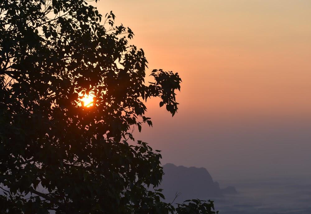 sunrise in myanmar near hpa an on mountain zwegabin.jpg