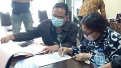 Mantan Bupati Minut Diperiksa Tim Penyidik TPK Kejati Sulut