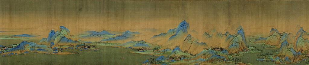 Wang_Ximeng_-_A_Thousand_Li_of_River painting to showcase art.jpg