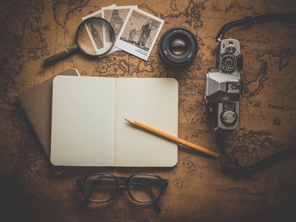 9 Creative Writing Tactics To Enrich Your Travel Writing On My Canvas