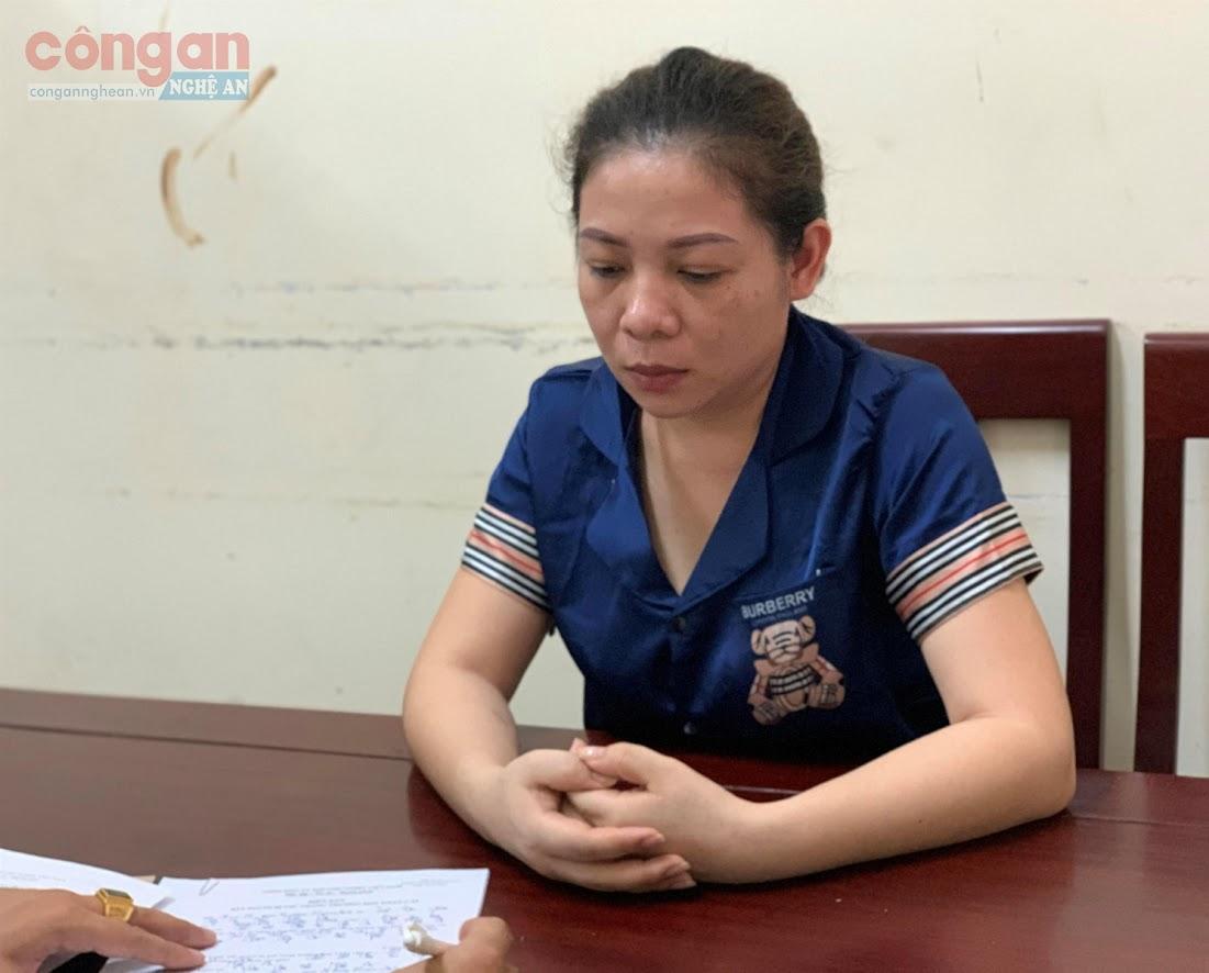 Đối tượng Nguyễn Thị Hằng