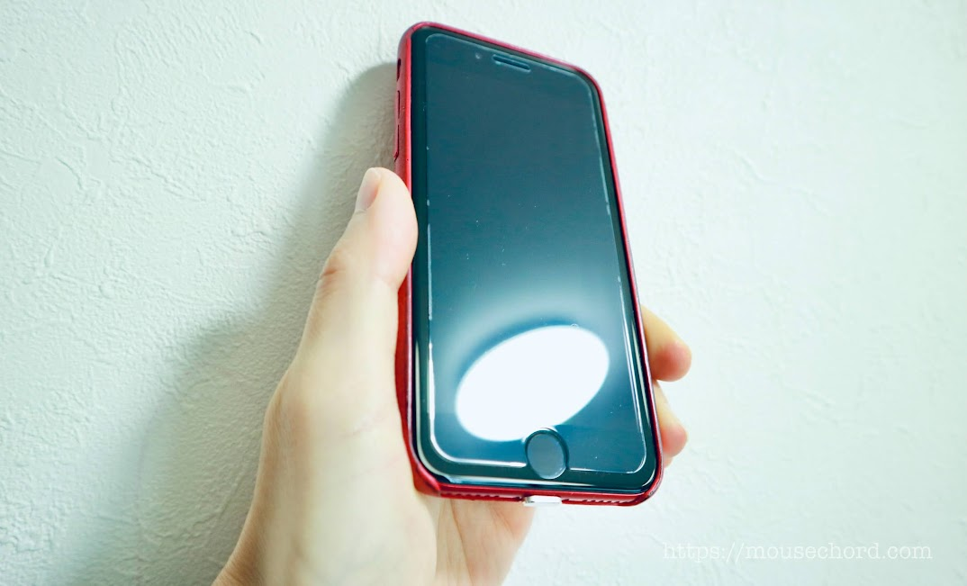SeriaのiPhone保護ガラスが優秀な件