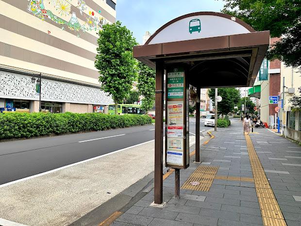 赤羽駅東口9番のりば